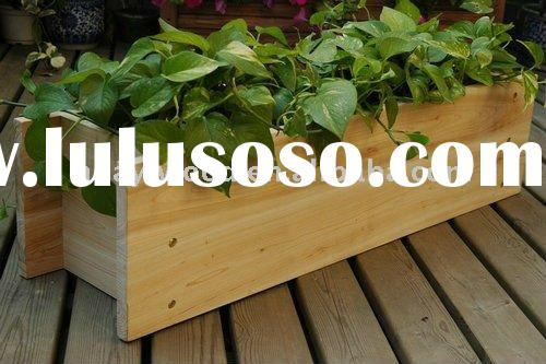 Vegetable Planters, Garden Planters Wooden, Window Boxes