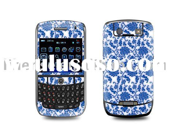 Vinyl Decal Skins stickers for Blackberry 8100,8120,8220,Curve 8300, 8350i, 8520,8900,Bold 9000,Stor