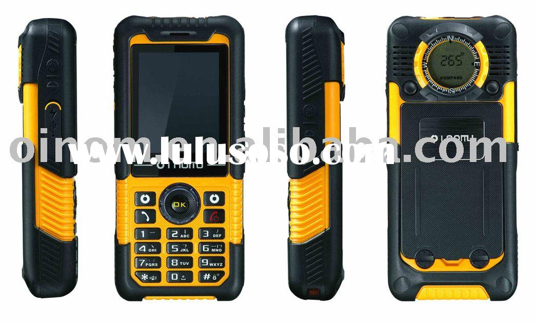 Waterproof Mobile Phone With Valid IMEI Codes