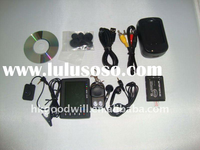 Wholesale Brand new mini DVR Video Record system with Remote control