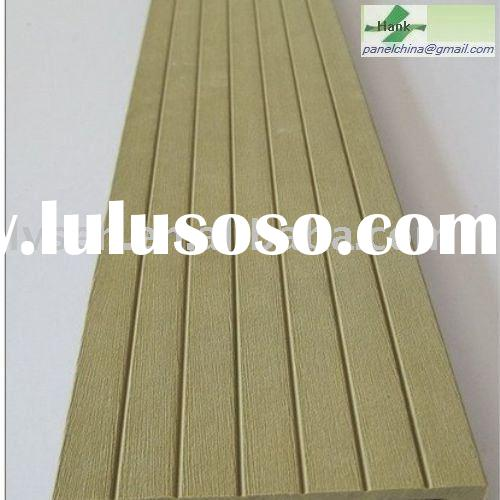 Wood Plastic Composite Timber
