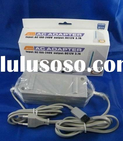ac adapter for wii(EU) video game controller