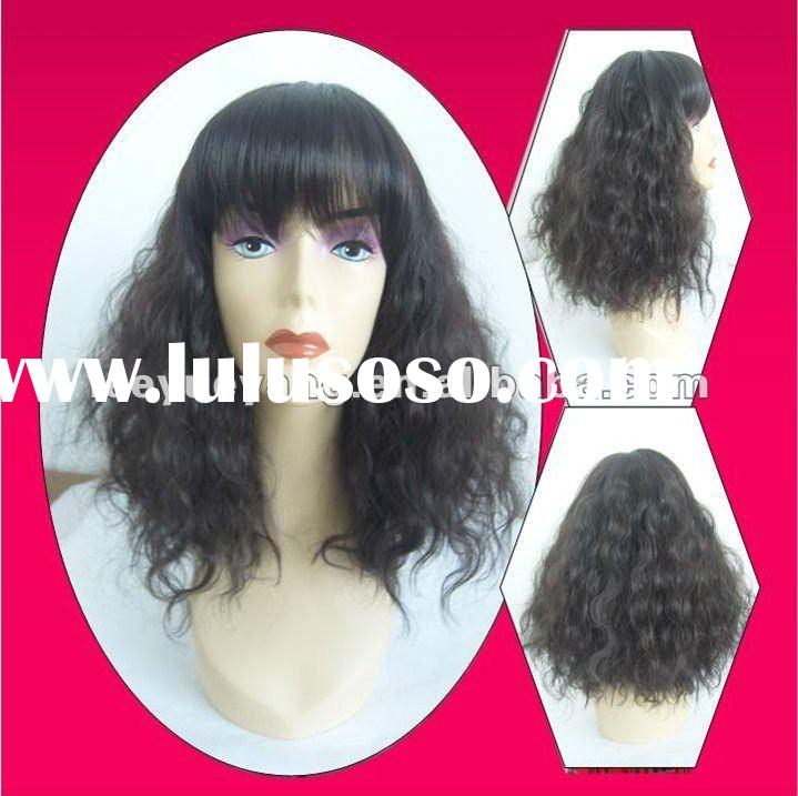 afro curl wigs for african americans
