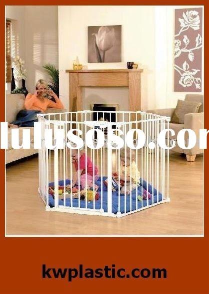 how to make a baby playpen