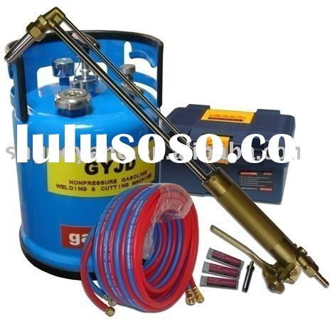 best substitute to oxy-acetylene cutting torch--------oxy-gasoline cutting torch