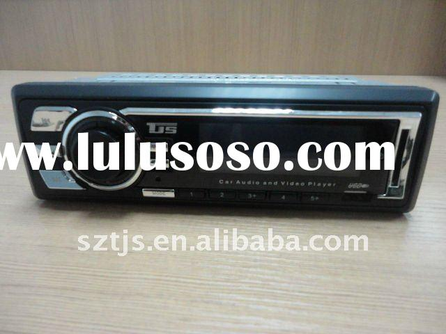 car audio cd player with 12V or 24V Voltage suppported