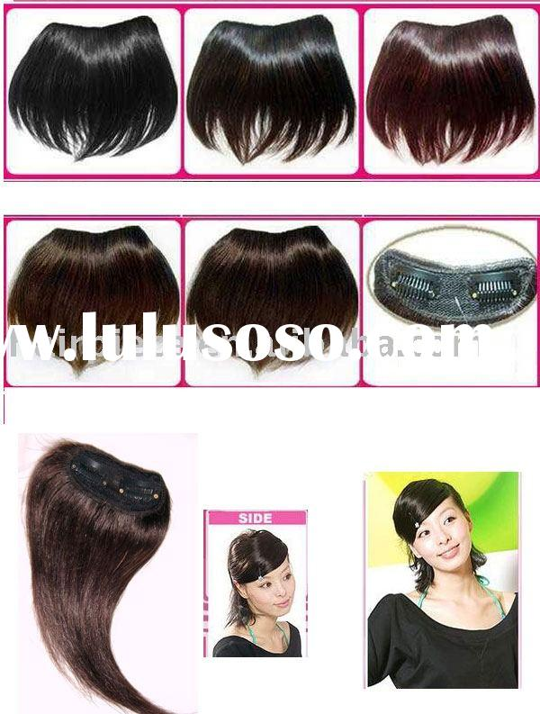Human Hair Clip Bangs Human Hair Clip Bangs Manufacturers In