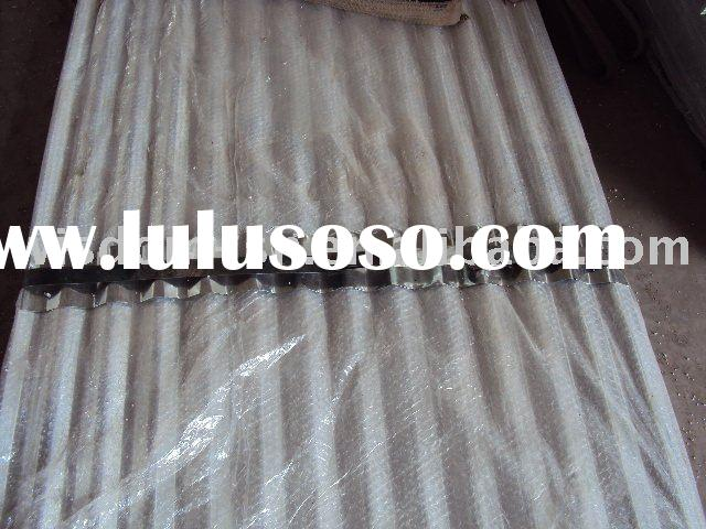 corrugated roof sheet/galvanized/galvalume corrugated steel roof sheet