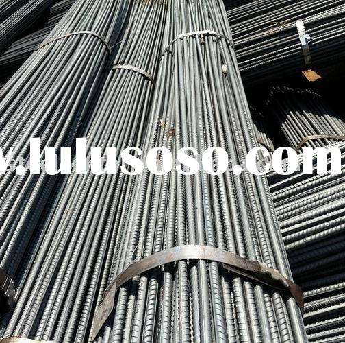deformed steel/rebar steel/Hot rolled ribbed bar