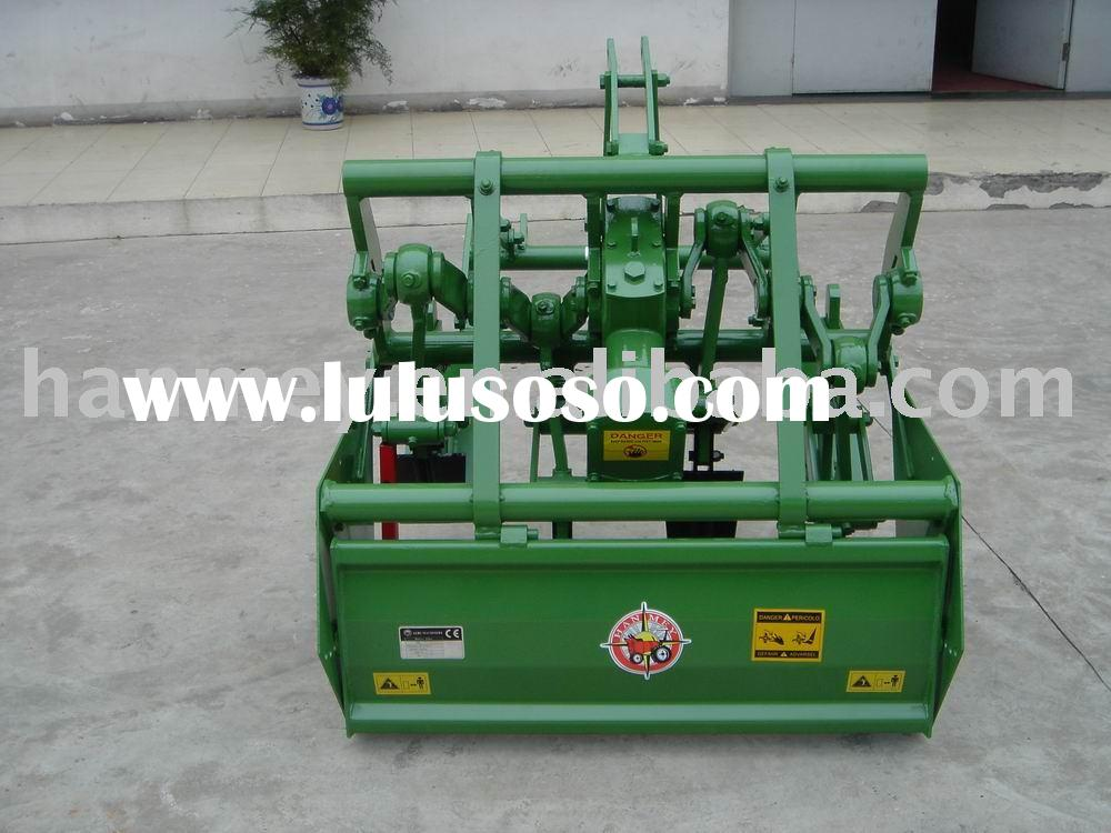 small trench digging machine