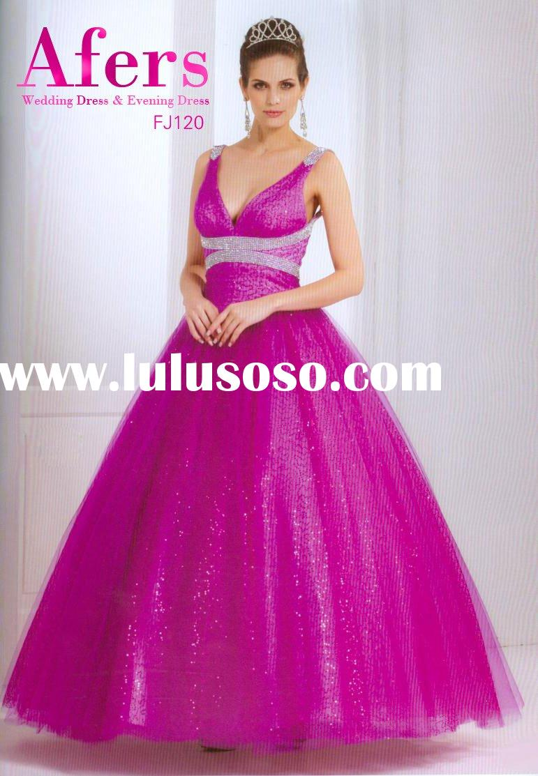 evening dress,evening wear,party dress NO.FJ120