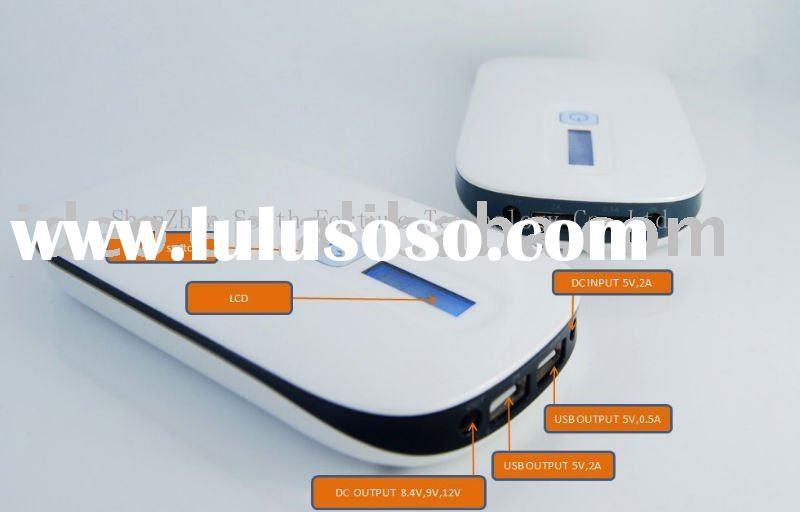 external backup battery for tablet and mobile phone