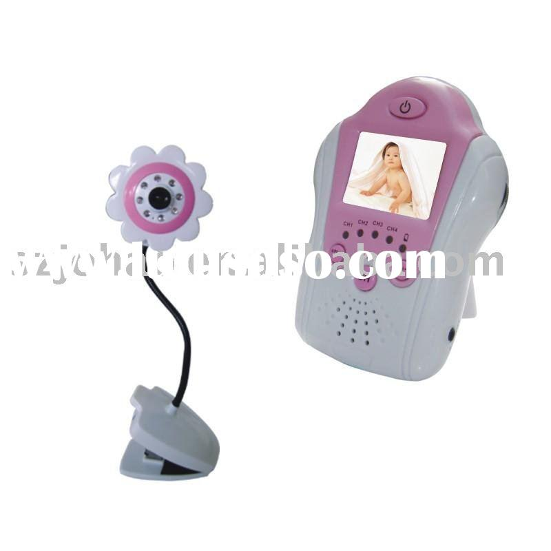 flower camera wireless baby monitor