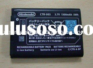 for Nintendo 3DS rechargeable battery pack