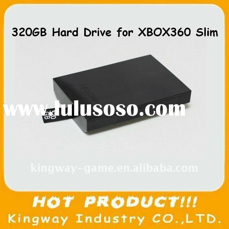 for new xbox360 slim 250gb 320gb hard disk drive