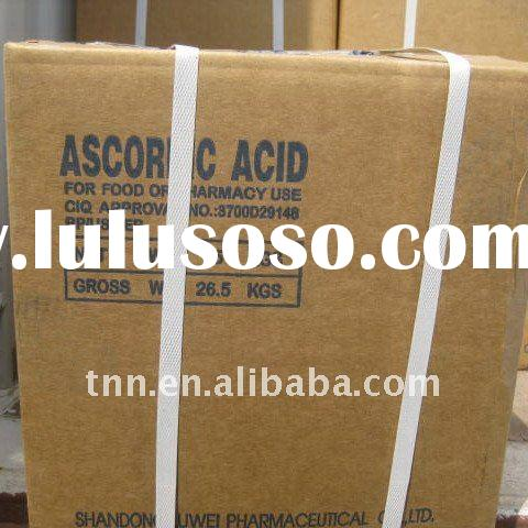good Chinese Ascorbic acid(Vitamin C) plain BP/USP/EP/FCC