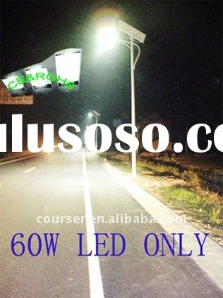 high power LED street lights with 5 years warranty