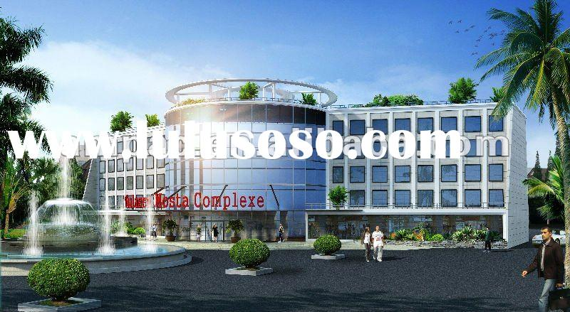 hotel (five star hotels , real estate ,prefabricated house , Steel Structure) new