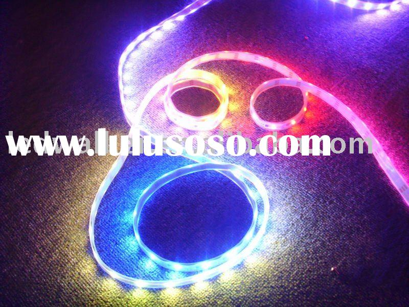 led cove light,DC12V, waterproof RGB 5050SMD, dmx controller led strip/led dream strip