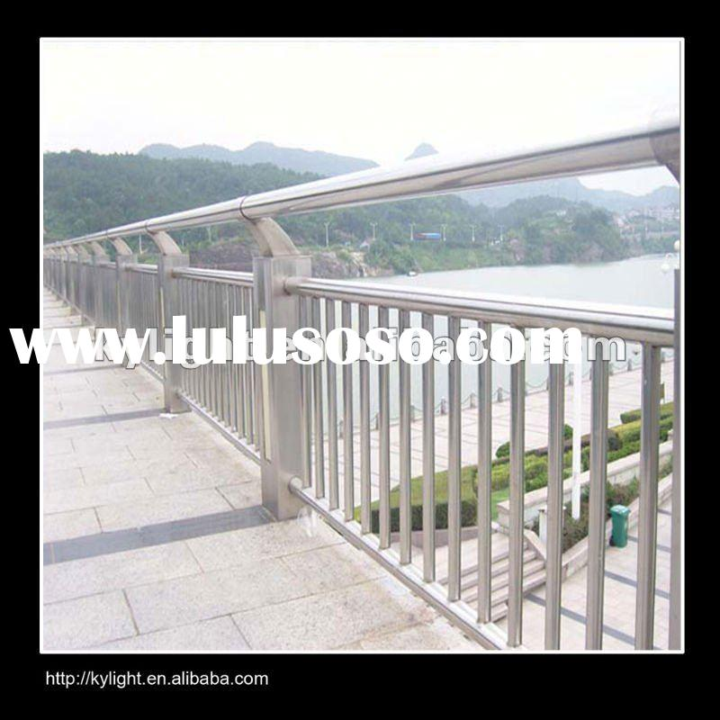 many specifications of Stainless steel clad pipe for handrails