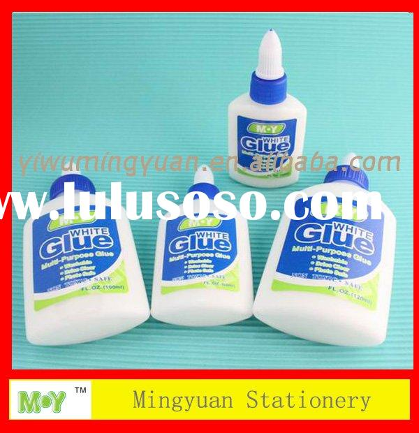 multi-purpose school glue and PVA glue and wood glue
