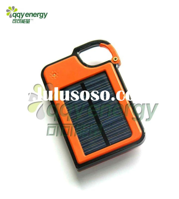 qqyenergy Portable Mobile Phone Solar Charger