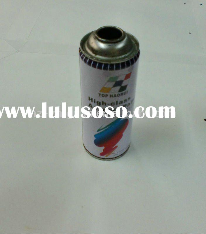 refillable tin aerosol spray paint can