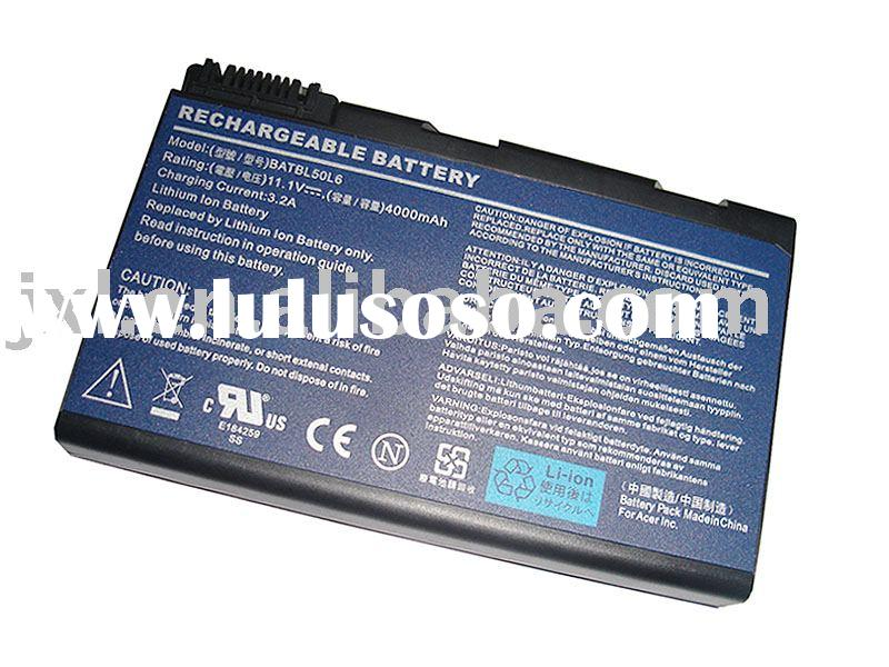 replacement battery li-ion battery for ACER Aspire 3100 3690 5100 5110 5610 5630 5650 5680 ACER Trav