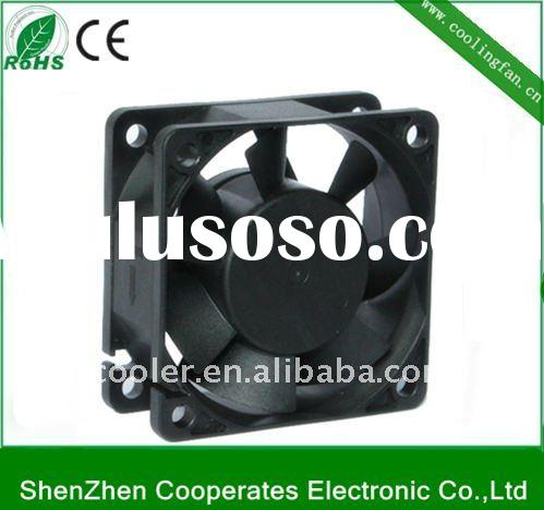small appliance cooling fans 60*60*25mm new model