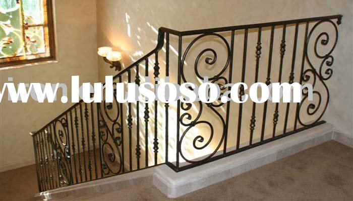 Steel Stair, Wrought Iron Staircase,staircase Railings, Spiral/ Circular  Stairs, Wrought