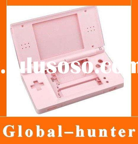 video game console shell for DS lite use for game axis of rotation of NDSL game use
