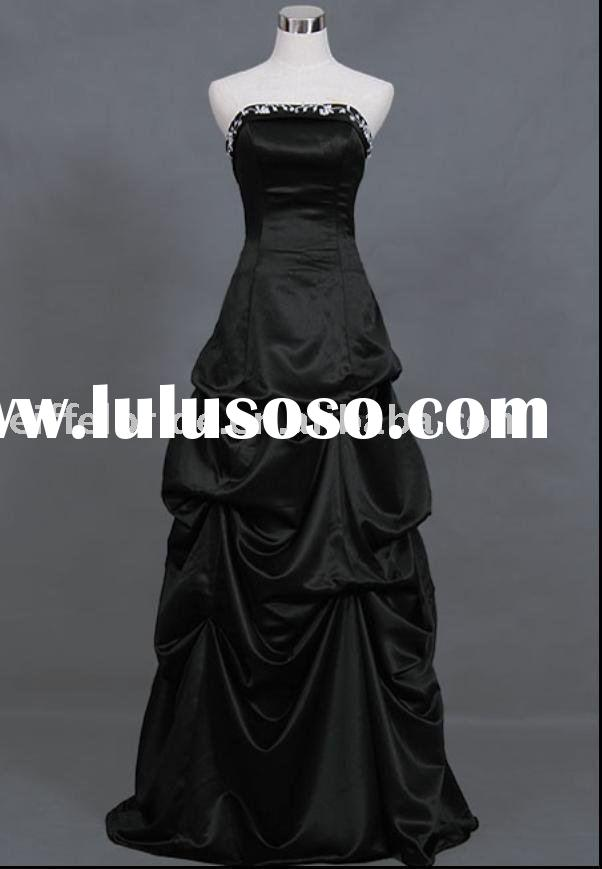 wd1290 Classic style evening dress/gown