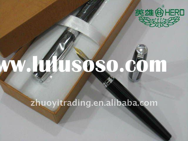 Guaranteed 100% Genuine HERO gift box fountain Pen (382)