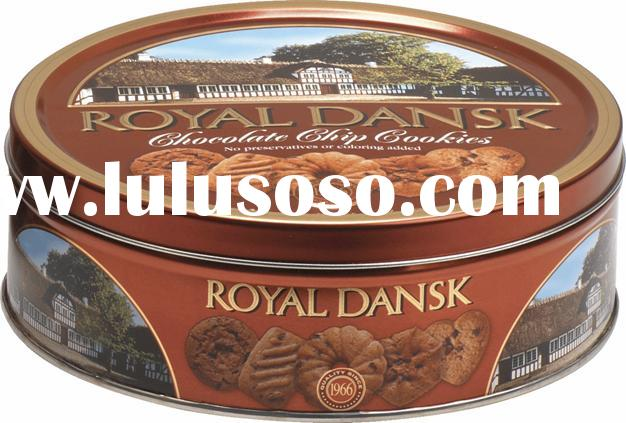 Royal Dansk Chocolate Chip Cookies