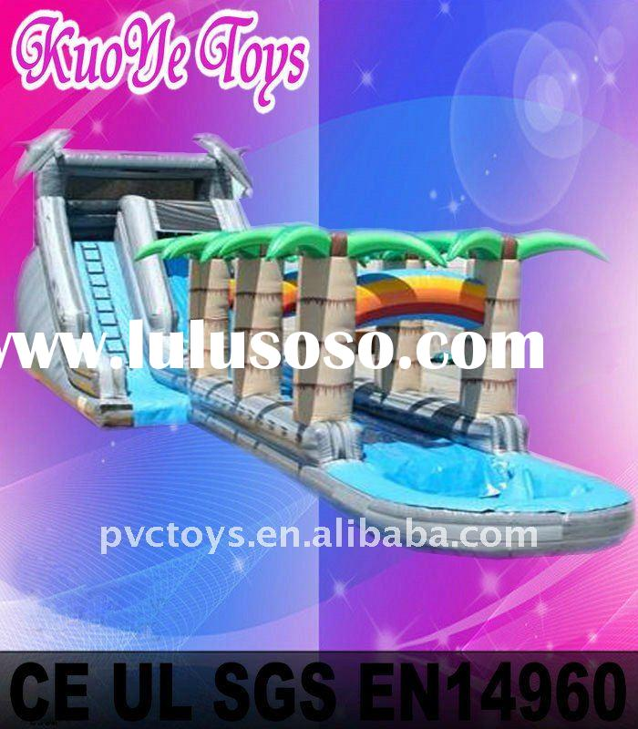 WS-04 inflatable water slide for sale