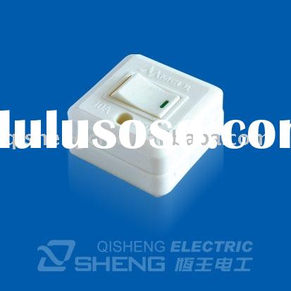 Wall Switch, Rocker Switch, Power Switch, Electric Switch