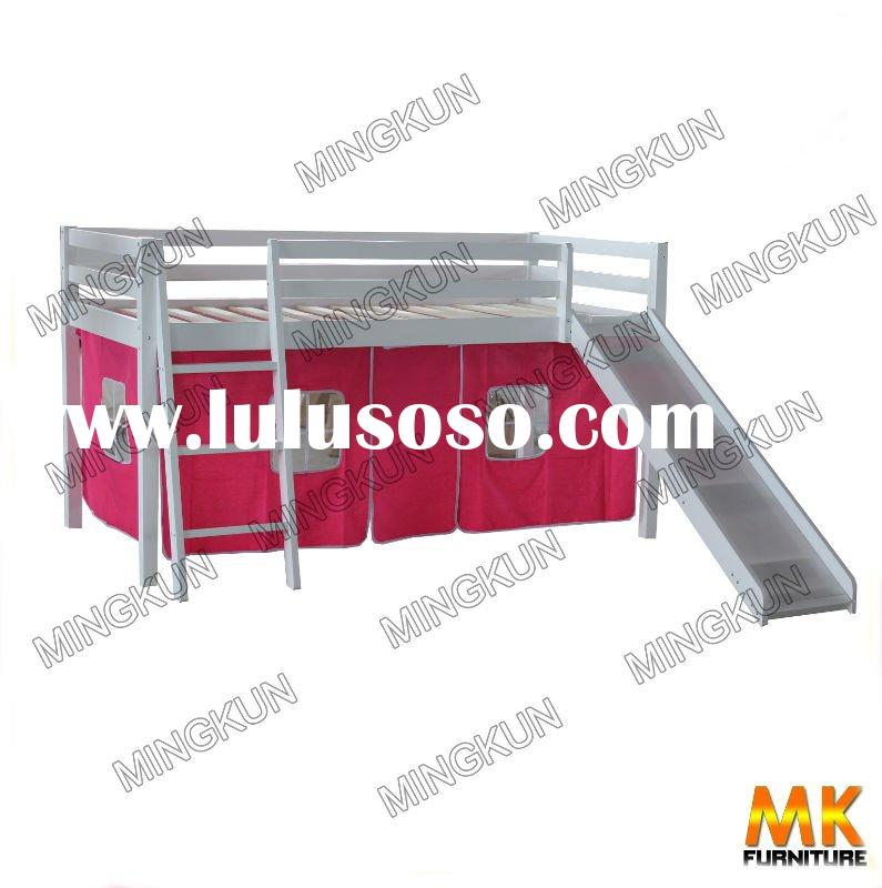 Bunk Bed with Slide and Ladder 795 x 800