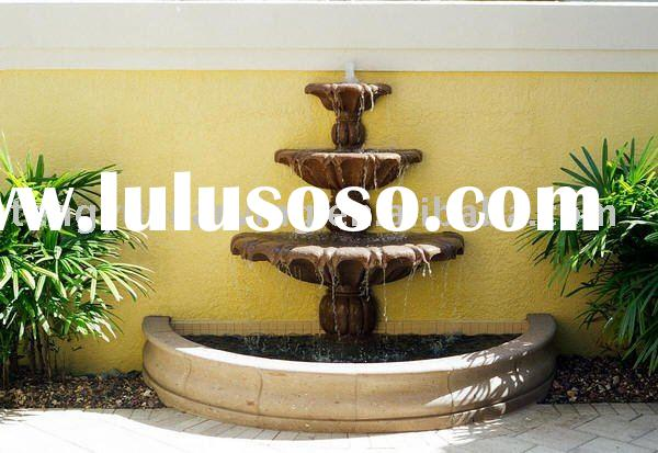 Interesting 70+ Outdoor Wall Fountains Decorating Inspiration Of ...