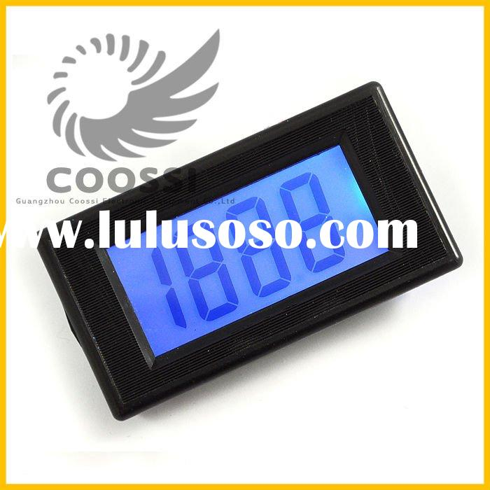0-50A & Shunt 50A Blue LCD Panel Digital DC Current Meter [K182]