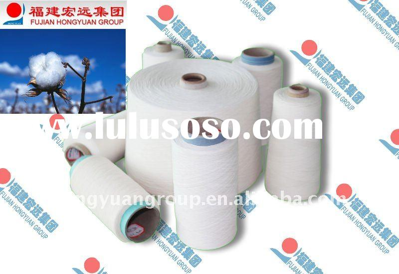 100% Cotton Yarns for textile