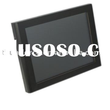 "10.4"" XGA Touch Screen Industrial LCD Display (Chassis Case VESA Mounted)"