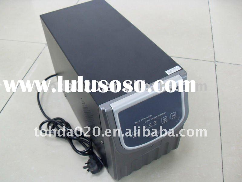 1500W 12V/24V to 110V /220V solar inverter--power frequency ,pure sine wave solar system