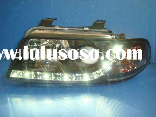 1995-1998 AUDI A4 b5 headlight(new design with LED lighting )