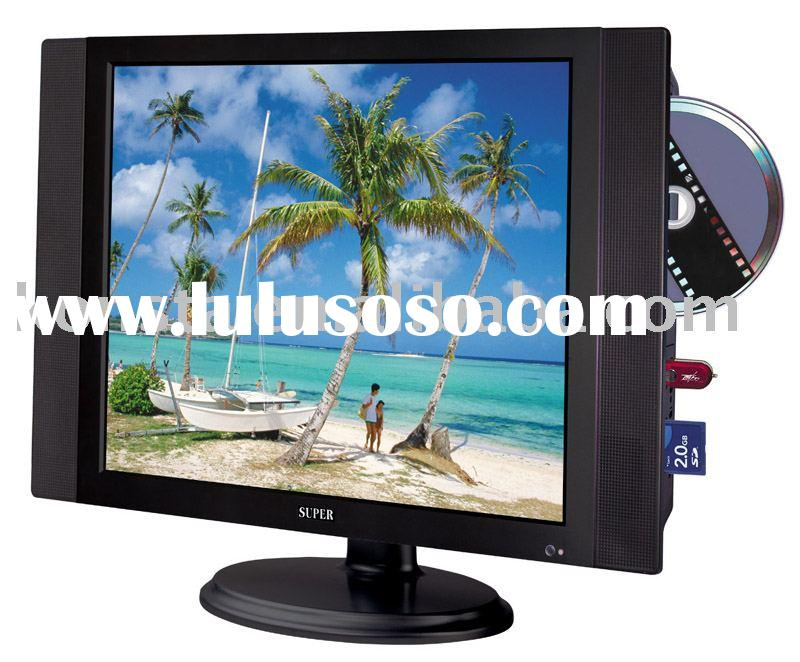 19inch TFT LCD TV with dvd player (available)