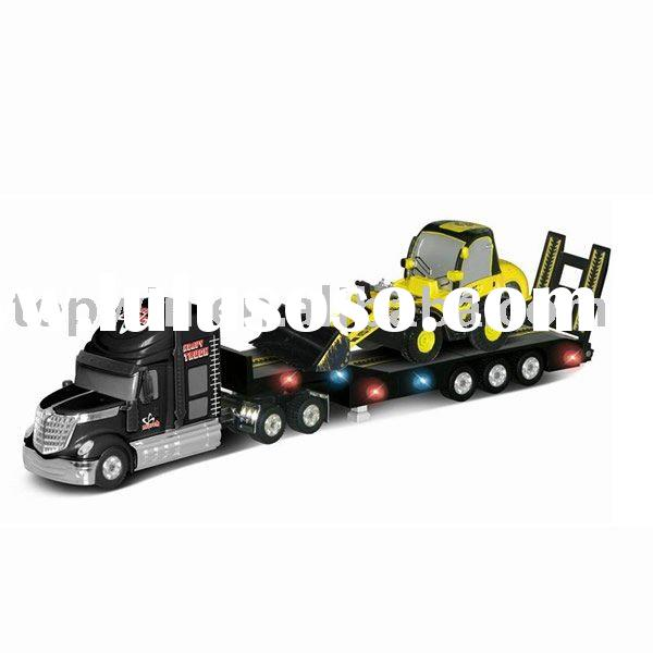 132 rc car trailer truck toy Rc Trucks With Trailers