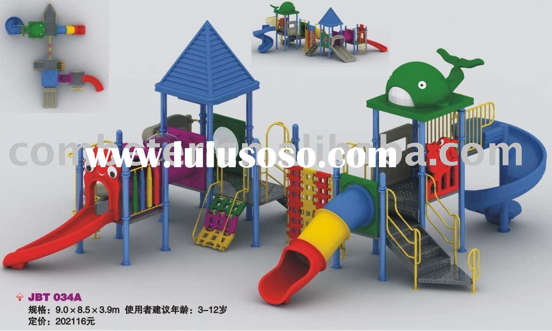 2010new-Made In China outdoor playground rubber mats