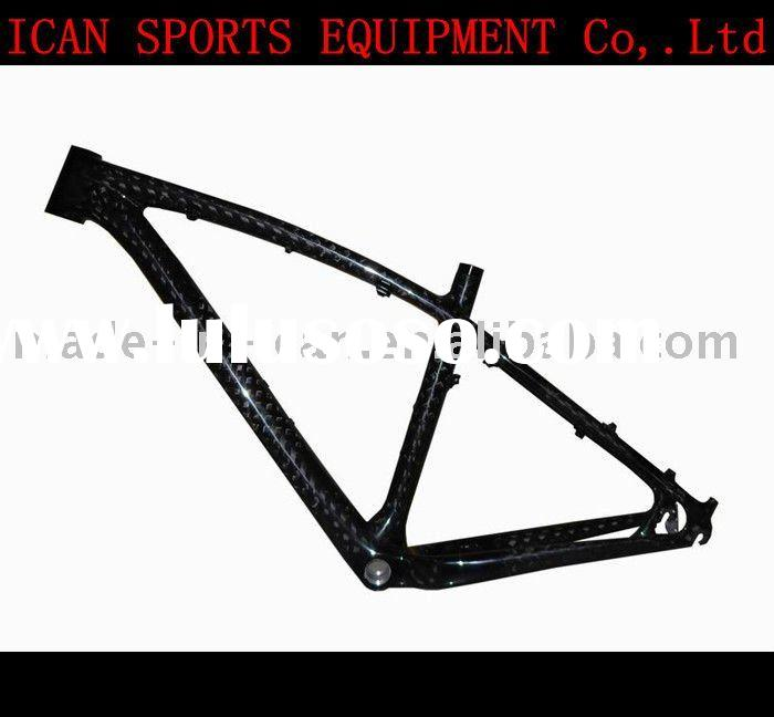 2011 Hot selling high quality popular road racing bike carbon frames bicycle parts 29er