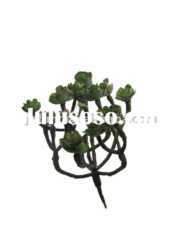 2011 Latest Artificial Tupli Flower Bonsai Accessories
