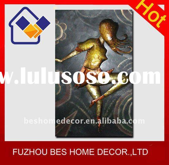 2011 best selling abstract metal wall art,wall plaque