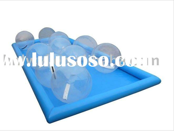 2011 hot sales inflatable pool/water walking ball